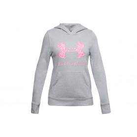 Under Armour Rival Fleece Sportstyle Graphic Hoodie 1343622-011