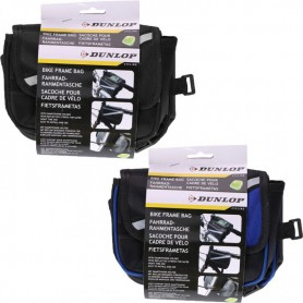 Pannier Dunlop Bike Frame Bag 2ass 027395