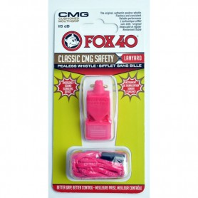 Whistle FOX CMG Classic Safety string 9603-0408 pink