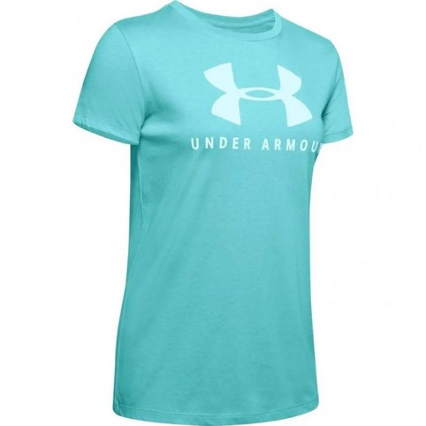 Koszulka Under Armour Graphic Sportstyle Classiccrew W 1346844 425
