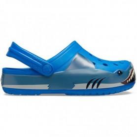 Crocs Fun Lab Shark Band Clg Jr 206271 4JL shoes
