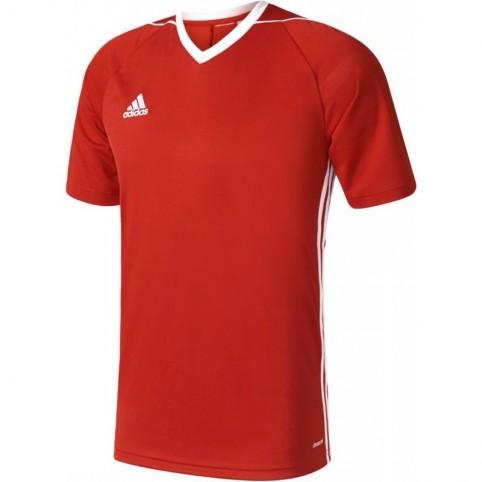 adidas Tiro 17 Herren Fußballtrikot M S99146
