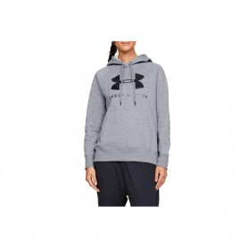 Under Armour Rival Fleece Sportstyle Graphic Hoodie W 1348550-035