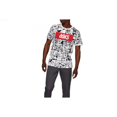 Asics TF M Graphic SS 1 Tee 2191A260-101