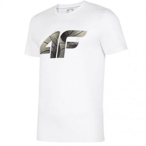 T-shirt 4F M H4L20 TSM032 10S