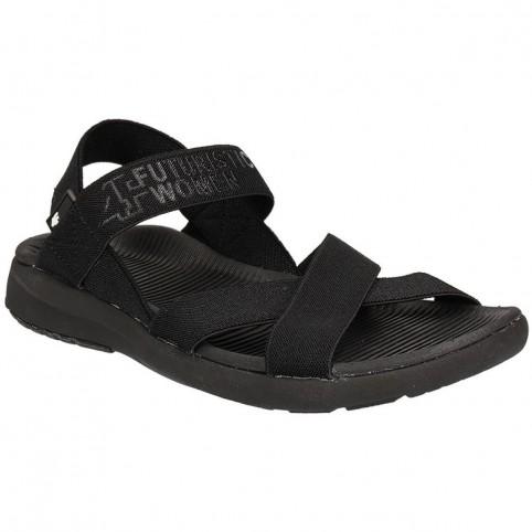 Sandals 4F W H4L19-SAD002 20S black