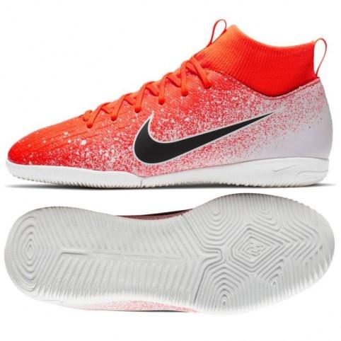 Nike Mercurial SuperflyX 6 Academy Indoor Shoes JR AH7343-801