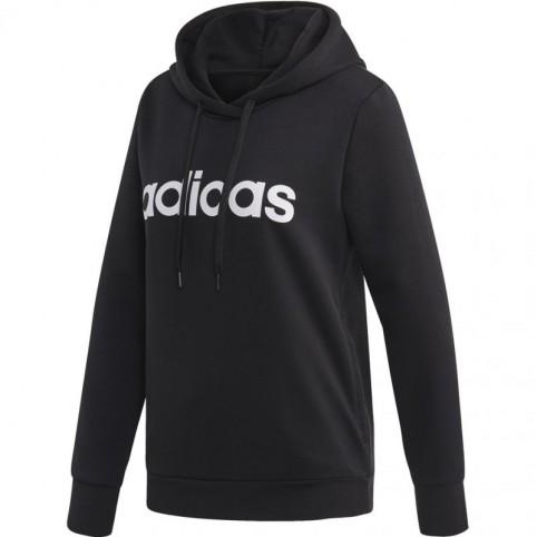 Sweatshirt adidas W Essentials Linear OH HD W DP2403