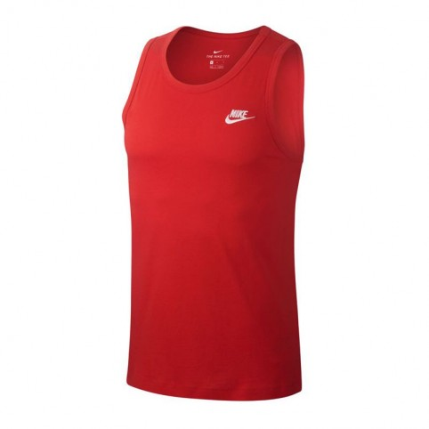 T-Shirt Nike NSW Club Tank M BQ1260-657