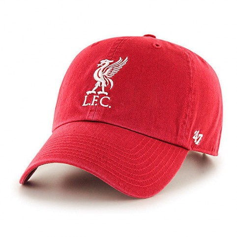 47 Brand EPL FC Liverpool Cap EPL-RGW04GWS-RDA