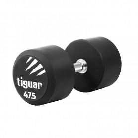 Tiguar PU dumbbells 47.5 kg TI-WHPU0475