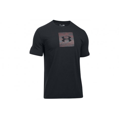 Under Armour Camo Boxed Logo SS Tee 1297954-002