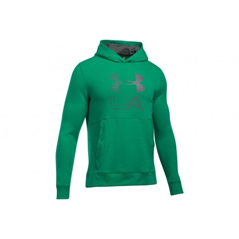 Under Armour Threadborne Graphic Hoodie 1299143-933