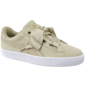 Puma Basket Heart Metallic Safari 364083-01