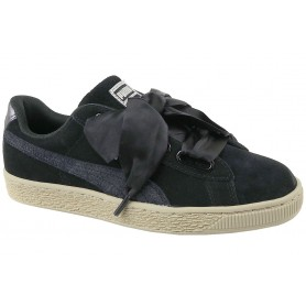Puma Basket Heart Metallic Safari 364083-03