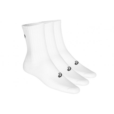 Asics 3PPK Crew Sock 155204-0001