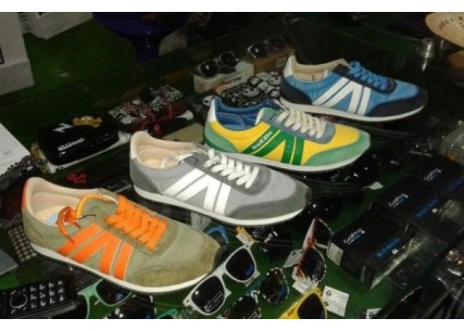 Zita, Strike, Sportex: Οι 3 ελληνικές εταιρίες παπουτσιών.