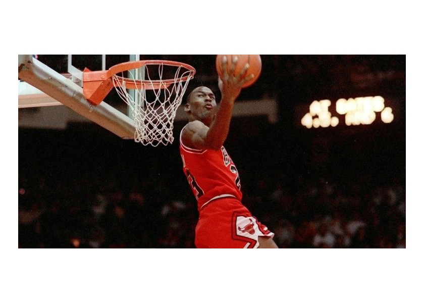 Ο Μάικλ Τζόρνταν άλλαξε τη μόδα με τα  Air Jordan