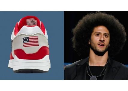 Γιατί απέσυρε η Nike τα νέα παπούτσια της? - Air Max 1 Quick Strike Fourth of July
